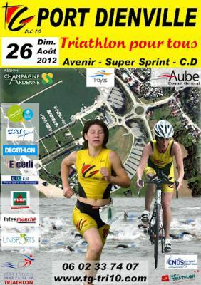 Triathlon de Port-Dienville | TriRunBuddies